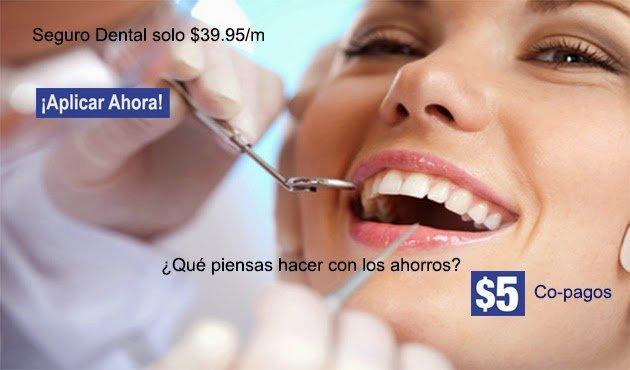 Aplicar Seguro Dental Barato para Hispanos en Porterville, California